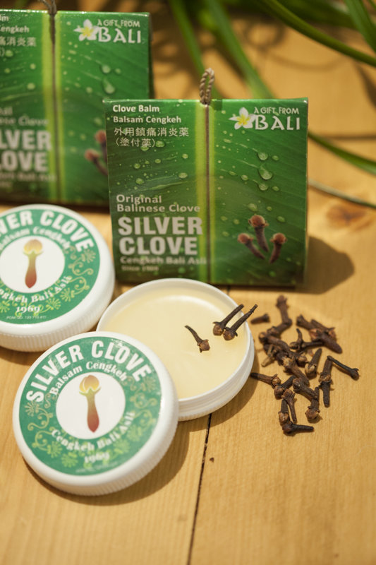 Pain relief balm - Silver Clove
