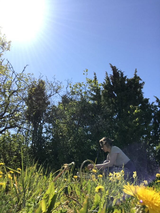 Rikastav- nurmenuku ja piparmündi salv, 60ml